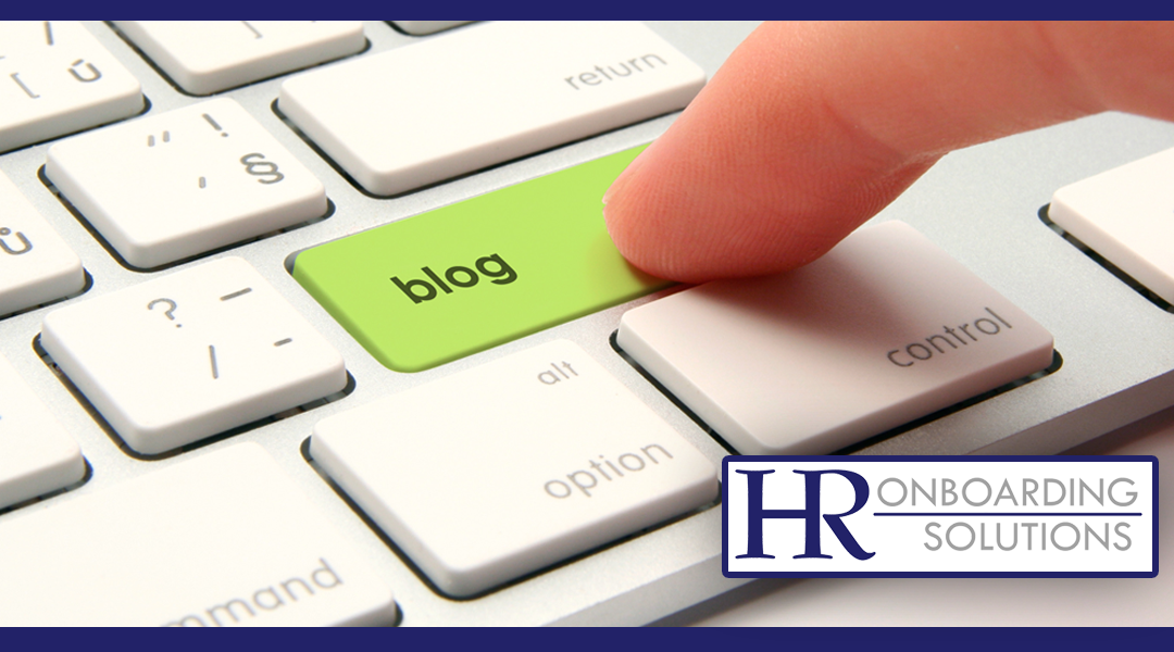 HR Onboarding Solutions Blog
